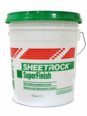 Шитрок / Sheetrock SuperFinish ( 28 кг)